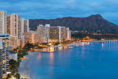 Holiday to Las Vegas & Oahu Deal for October