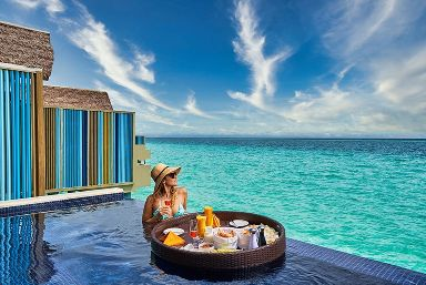 7 nights Hard Rock Hotel Maldives Holiday